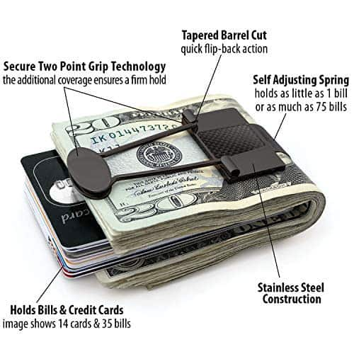 bef95eae1357 Speidel Men's Money Clip Keeps Your Cash and Cards Secure! November 28,  2018 21. Money Clip Money Clip Money Clip Money Clip